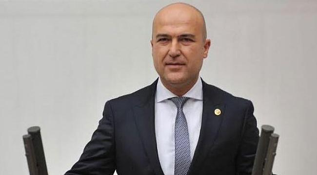 CHP'li Bakan 'E-Haciz'i meclise taşıdı