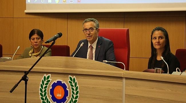 Gaziemir Belediye Meclisi toplandı