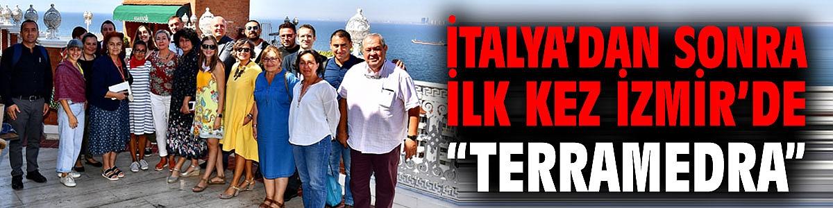 İtalya'dan sonra ilk kez İzmir'de