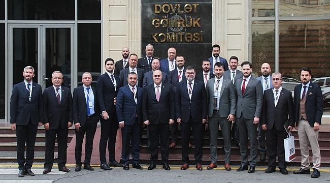 MÜSİAD İzmir, Azerbaycan'da