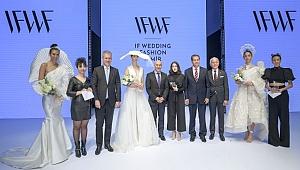 IF Wedding Fashion, Fuar İzmir'de kapılarını açtı!
