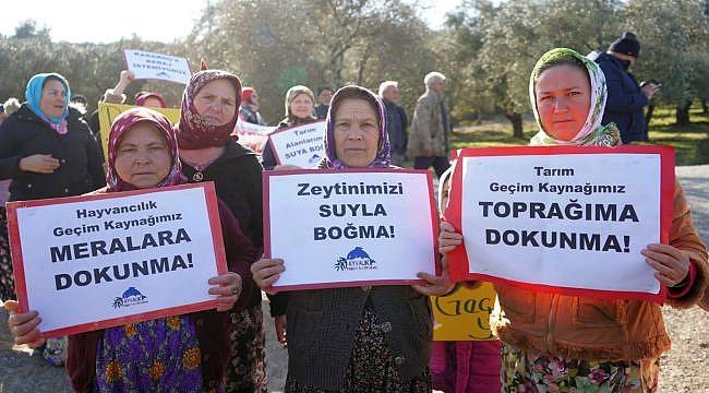Köylüler Karakoç Barajı'nı istemiyor