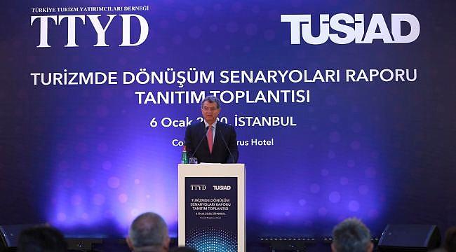 Turizm, Dış Ticaret Açığını Azaltıyor