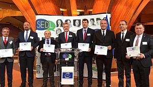 Avrupa Konseyi'nden Çiğli'ye Ödül