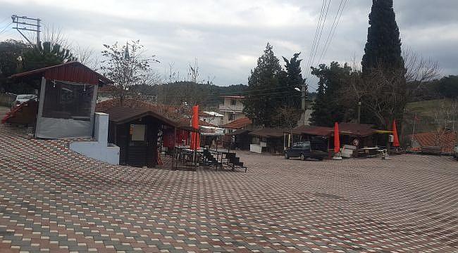 Nazarköy güzel havaları bekliyor!