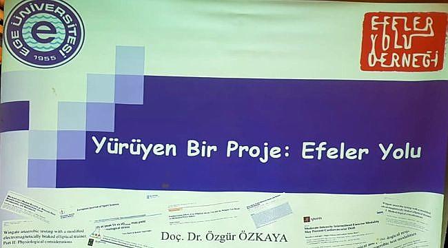 """""""Efeler Yolu Projesi"""" hayata geçiyor"""