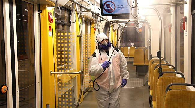 Eskişehir'de Virüse Karşı Yeni Önlemler Alındı