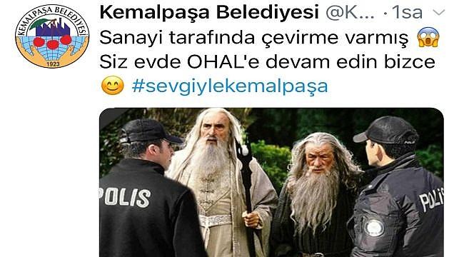 Kemalpaşa Belediyesi'nden Büyük Terbiyesizlik!