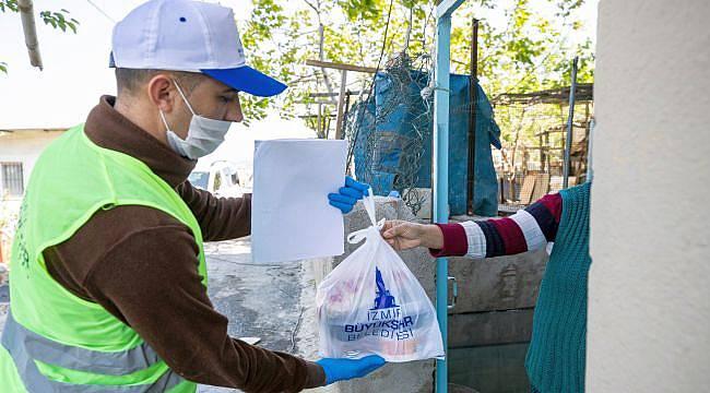 Büyükşehir, İzmirlilerin bağışlarını İzmirlilere ulaştırıyor
