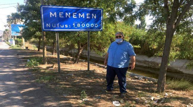 Menemen'in sorunları çözüm bekliyor!