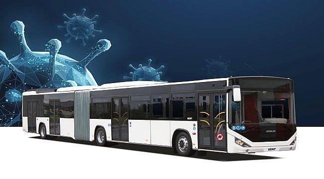 Bu Otobüs Virüse Karşı!