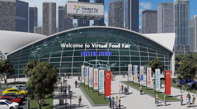 Ege İhracatçı Birlikleri'nden 'The Fource' Yeni Nesil Sanal Gıda Fuarı