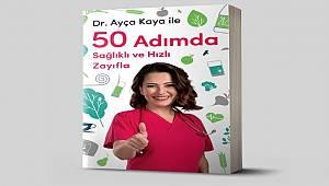 Sağlıklı ve Kalıcı Zayıflama Sunan 50 Adım