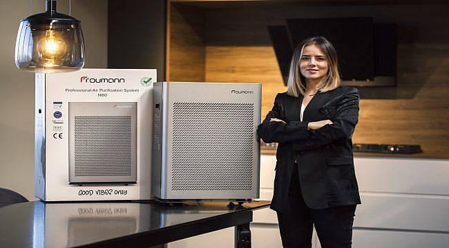 Hava temizleme cihazı geliştirildi