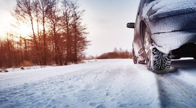 Kışın Araç Kullanırken Dikkatli Olmalıyız