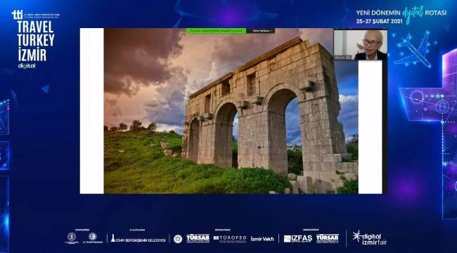 Travel Turkey İzmir'de 'Patara' Konuşuldu