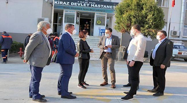 Kiraz'a Yeni Hastane Yapacağız