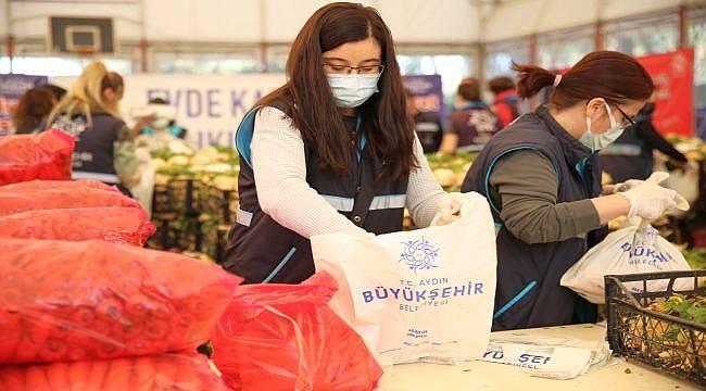 """""""Aydın'da üreticiler de dar gelirli aileler de zor durumda"""""""