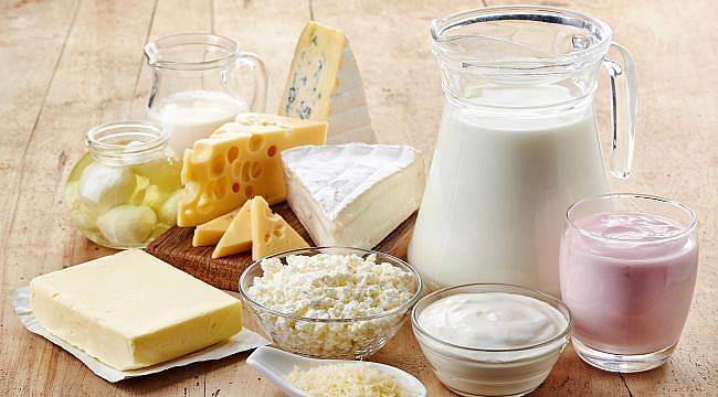 Bayram kilolarına süt içerek veda edin