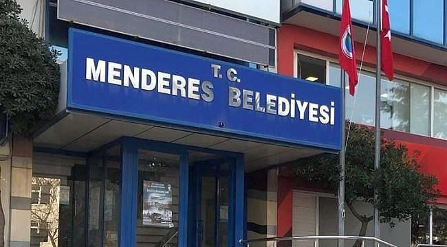 Menderes Belediyesi Açıklama Yaptı