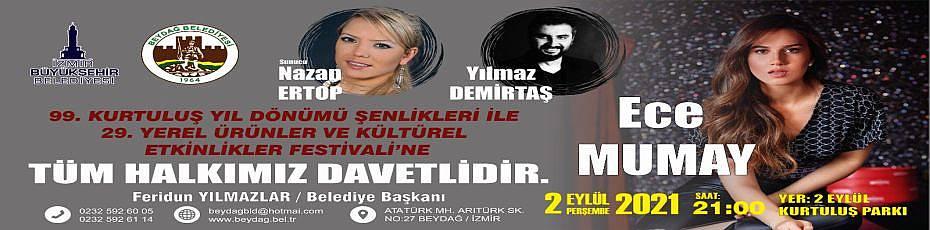 Beydağ'ın Kurtuluşu Konserlerle Kutlanacak