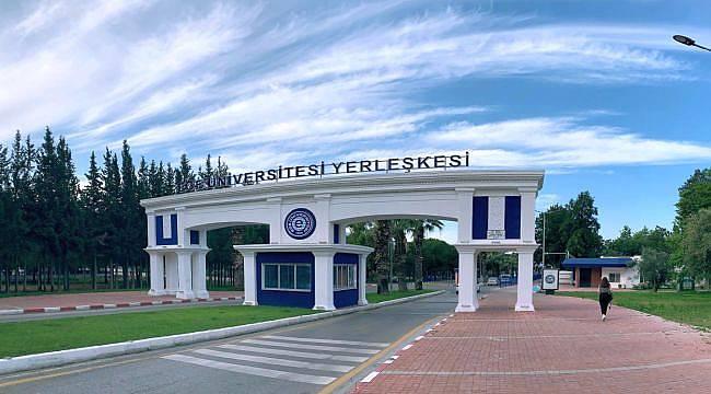 Ege Üniversitesi Sanayi Gelirinde Dünyada ilk 1000'de