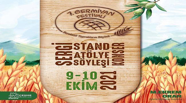 7. Germiyan Festivali başlıyor!